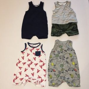 Other - Baby Gap Boys 12-18m bodysuit rompers